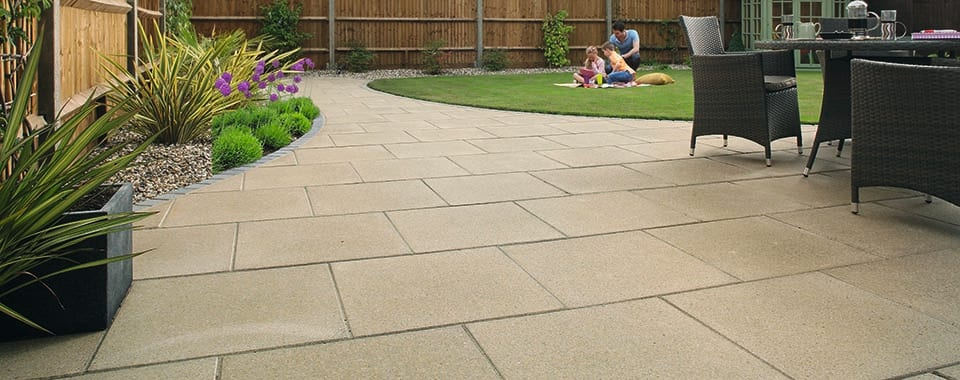 How To Point Your Patio S Paving, Grout For Outdoor Patio Stones