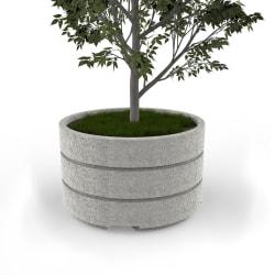 boulevard circular planter 1200mm