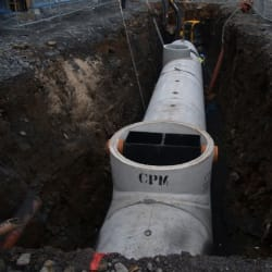 commercial rain water harvesting