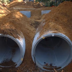 direct pipe access