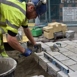 pavebed bedding mortar