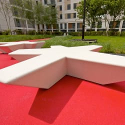 escofet flor bench