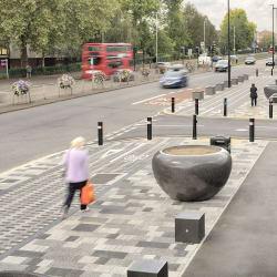 labyrinth cube bench - hayes uxbridge