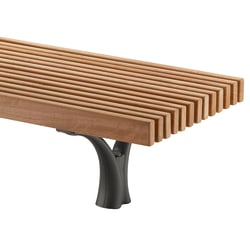 idylle bench - wide