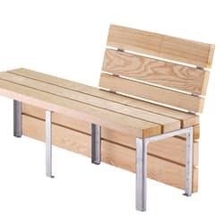 link seat- half backrest