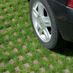 marshalls grassguard heavy duty grassed paving system