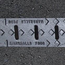 marshalls traffic drain