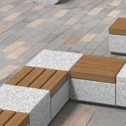 metrolinia corner block natural stone
