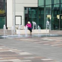 modal paving - blush granite