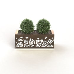 natural elements - standalone planter