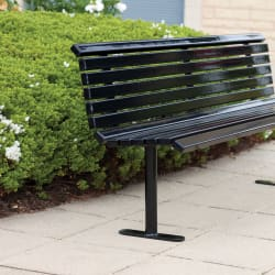 ollerton academy seat in steel