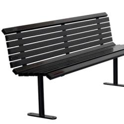ollerton academy seat in steel