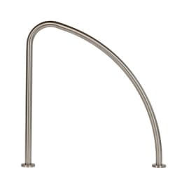 ollerton fin steel and stainless steel cycle stand