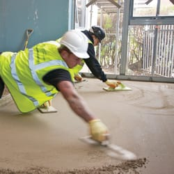 traditional screed