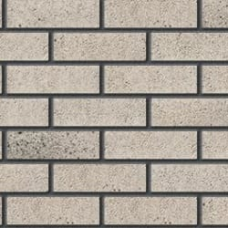 contemporary range pearl spar facing brick