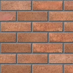 sandstock collection redbridge stock frogged facing brick