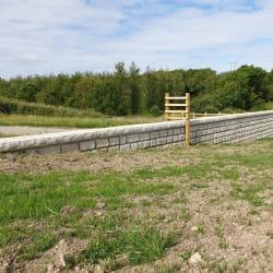 redi rock freestanding walls