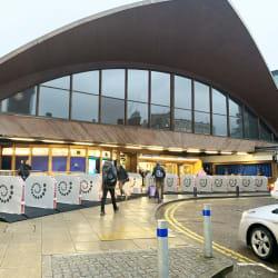 rhinoguard® gatekeeper™ oxford street manchester rail station