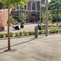 scoutmoor paving - aldgate square