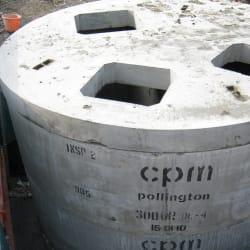 split wall chamber