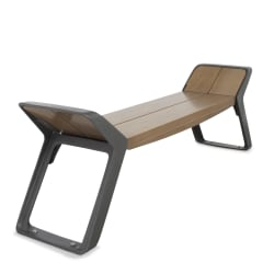 stratic bench - copper & carbon