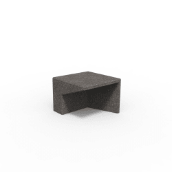 tenplo hollow blok rh - anthracite