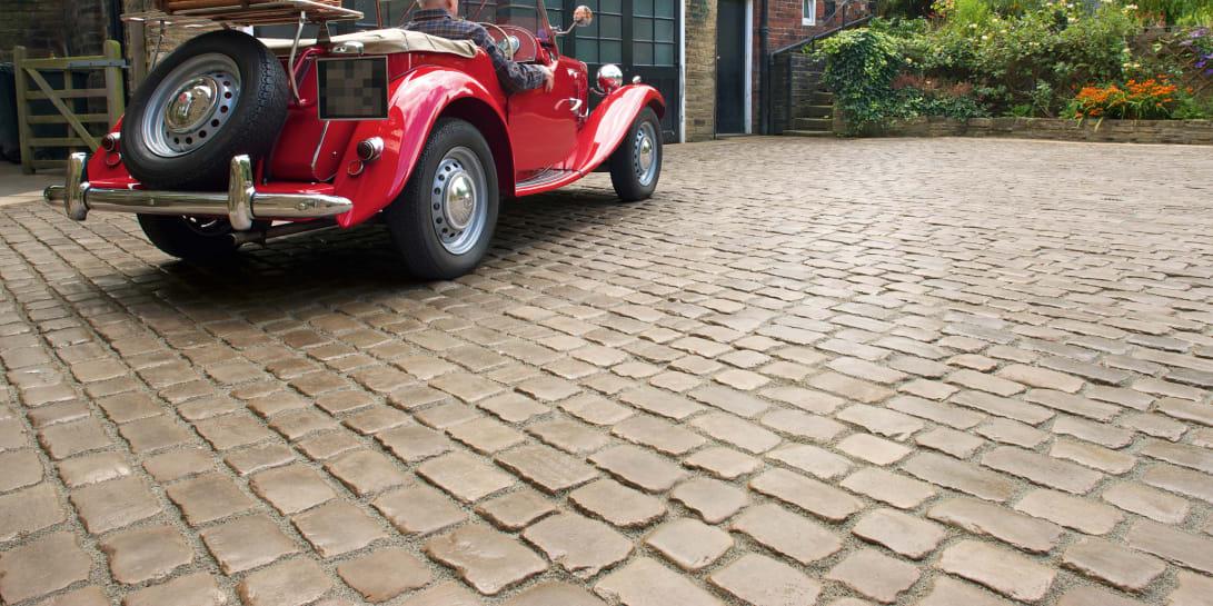 drivesys original cobble - canvas