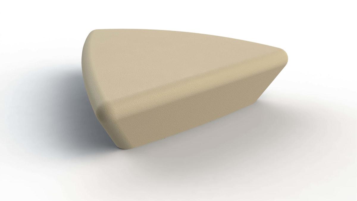 extasi seat white background