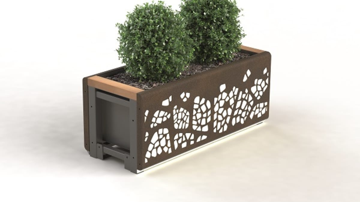 Natural Elements Planter