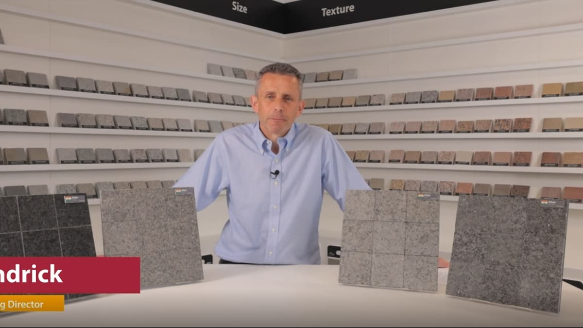 Rory Kendrick - Natural Stone Sourcing Director