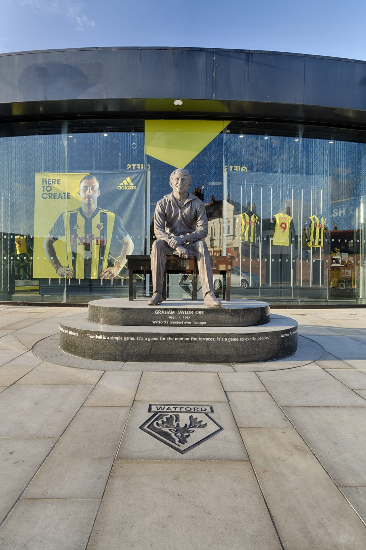 scoutmoor yorkstone - watford football club
