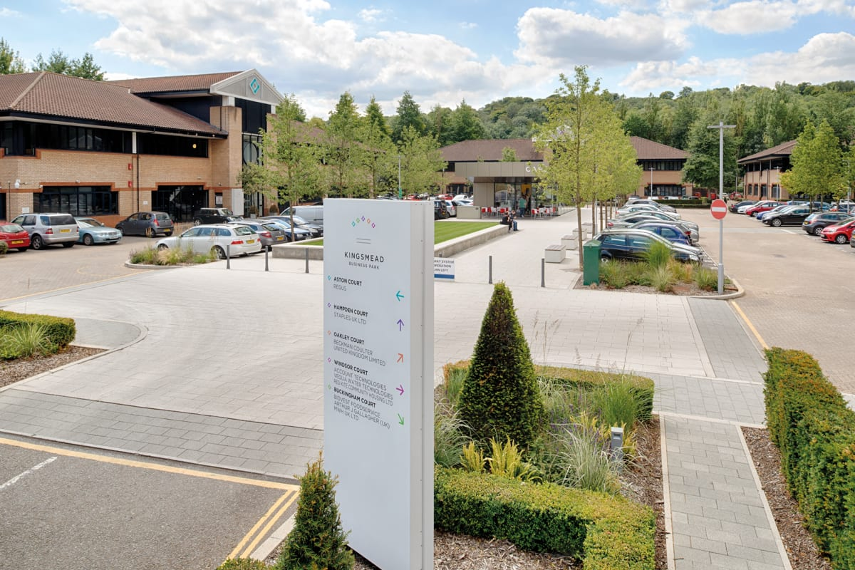 Kingsmead Business Park, High Wycombe