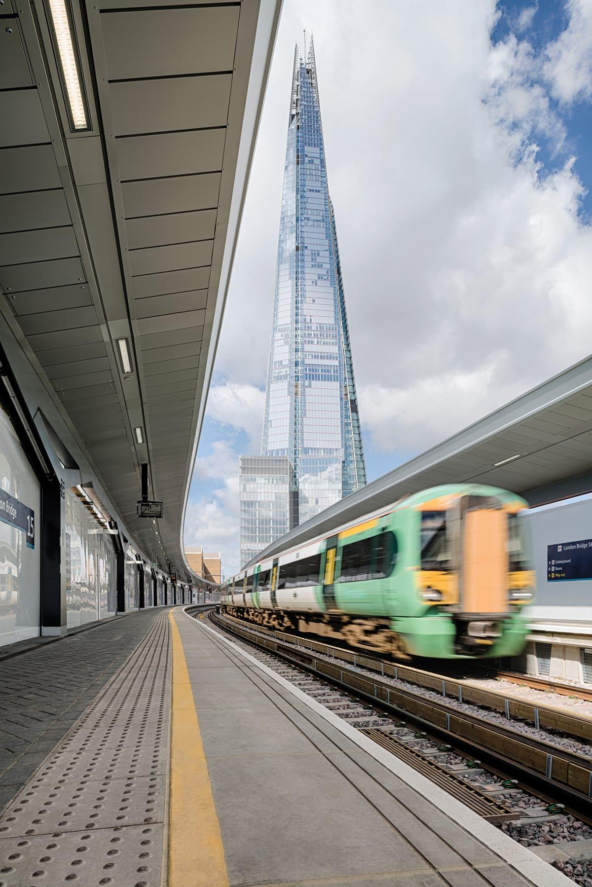 Network Rail, London Bridge Station