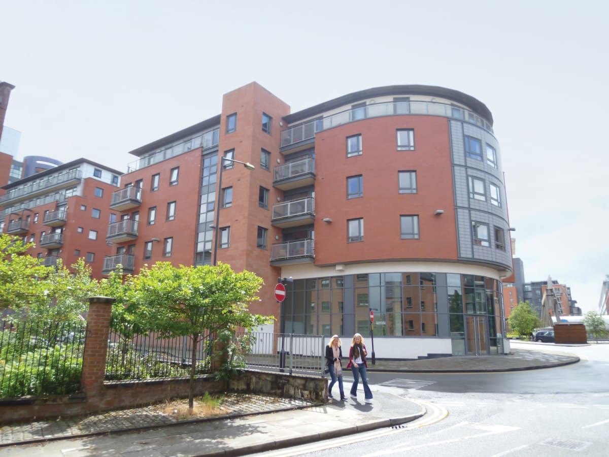 Apartments, Castlegate Manchester