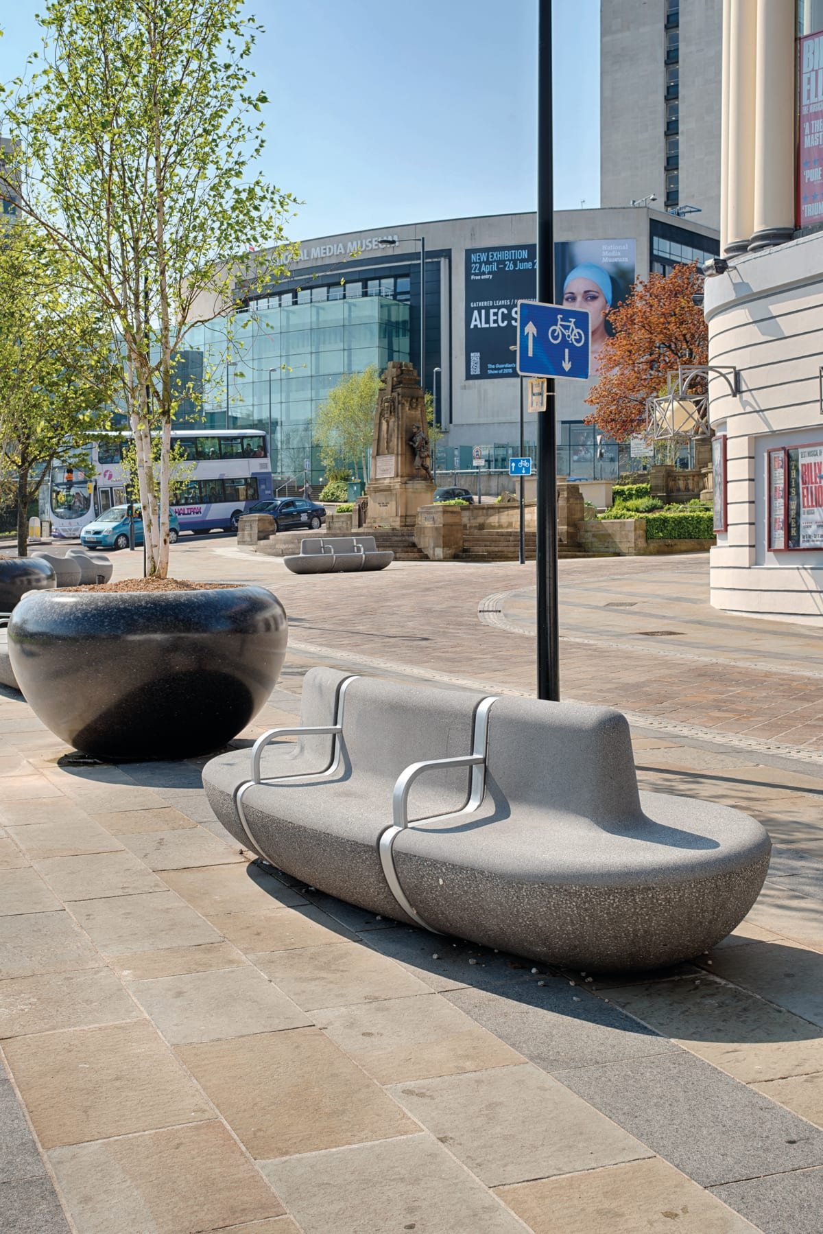 Igneo Seating, Bradford