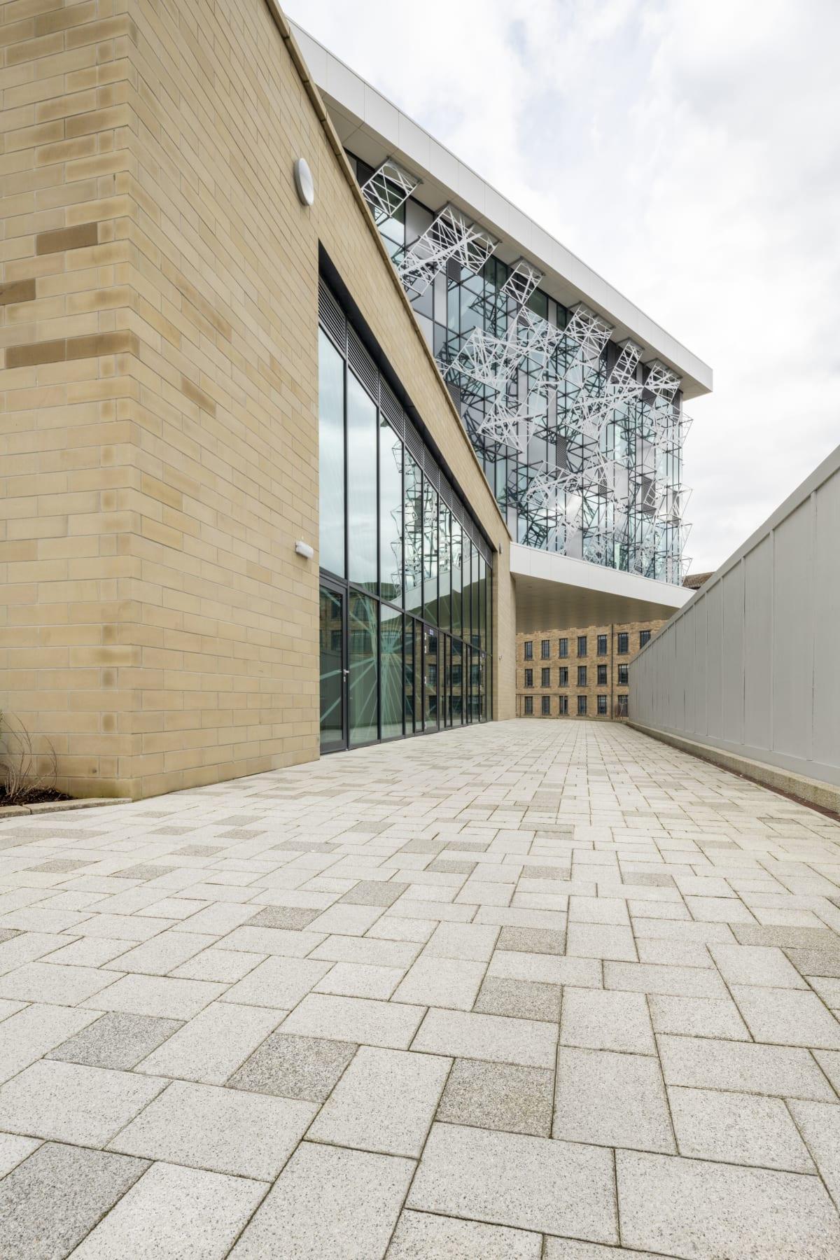 Barbara Hepworth Building, University of Huddersfield