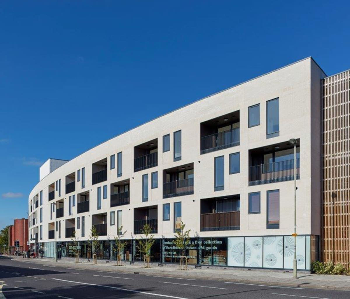 Barns Road residential units