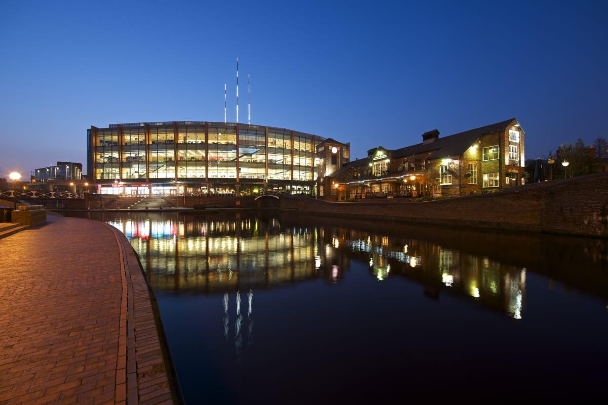 Sky Needles, Birmingham