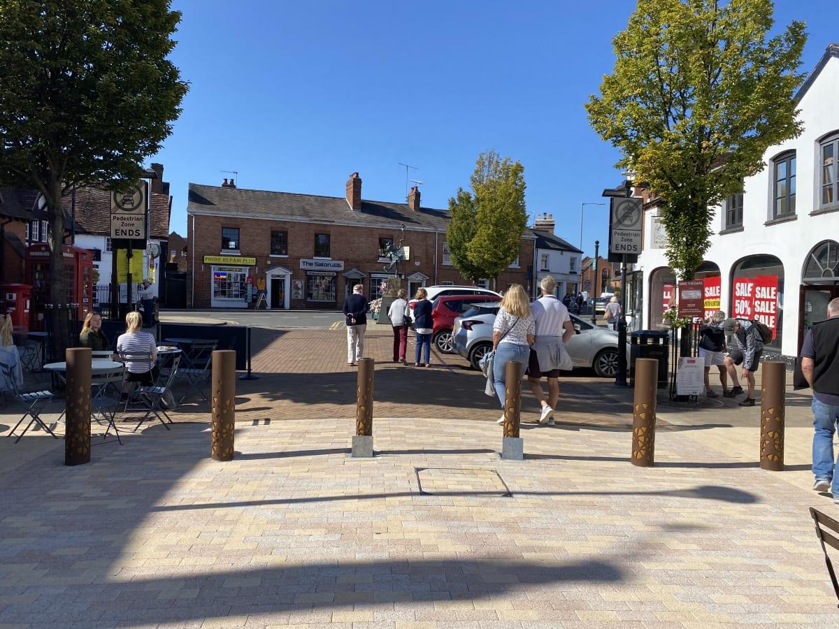 Henley Street Stratford-Upon-Avon