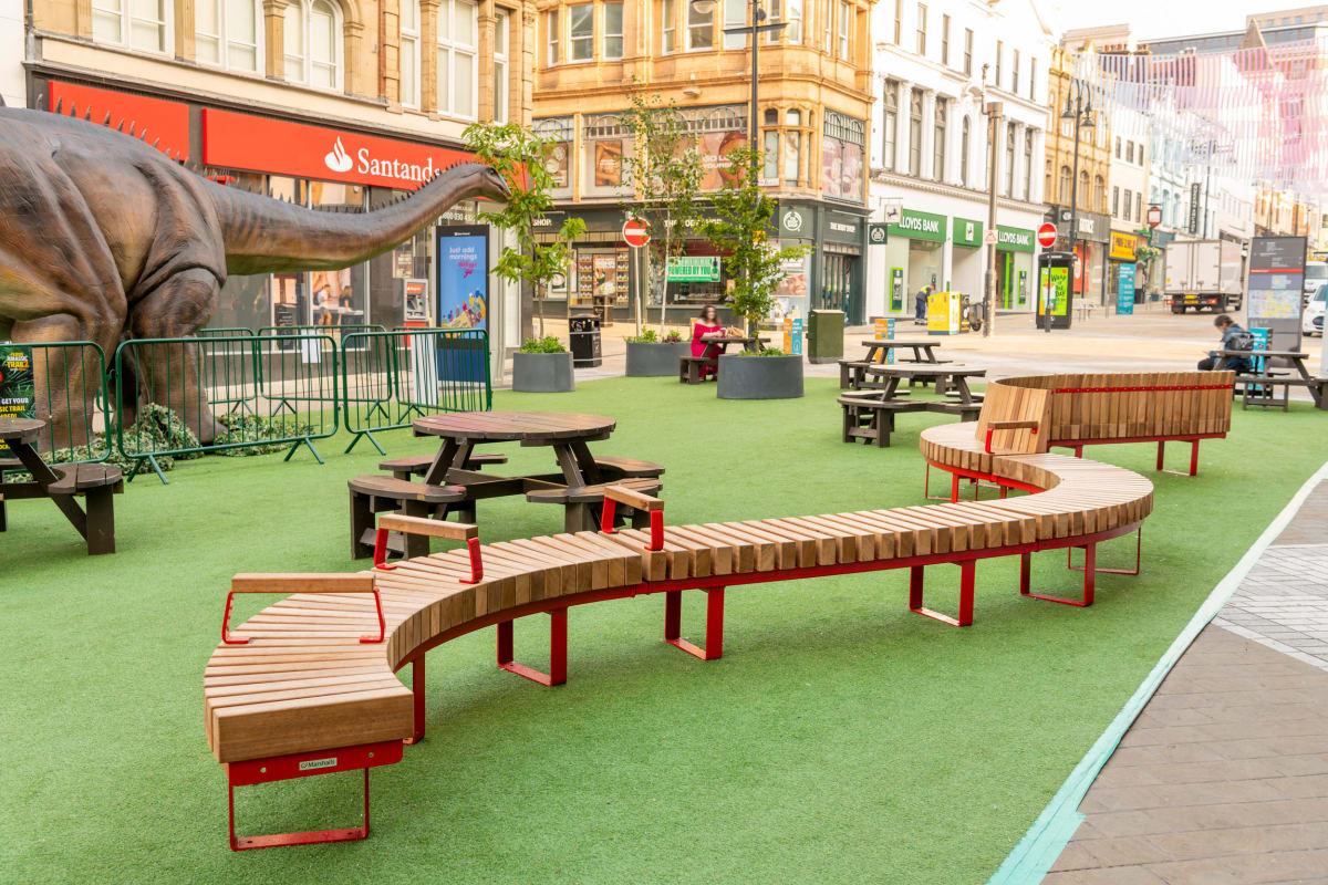 Briggate, Leeds