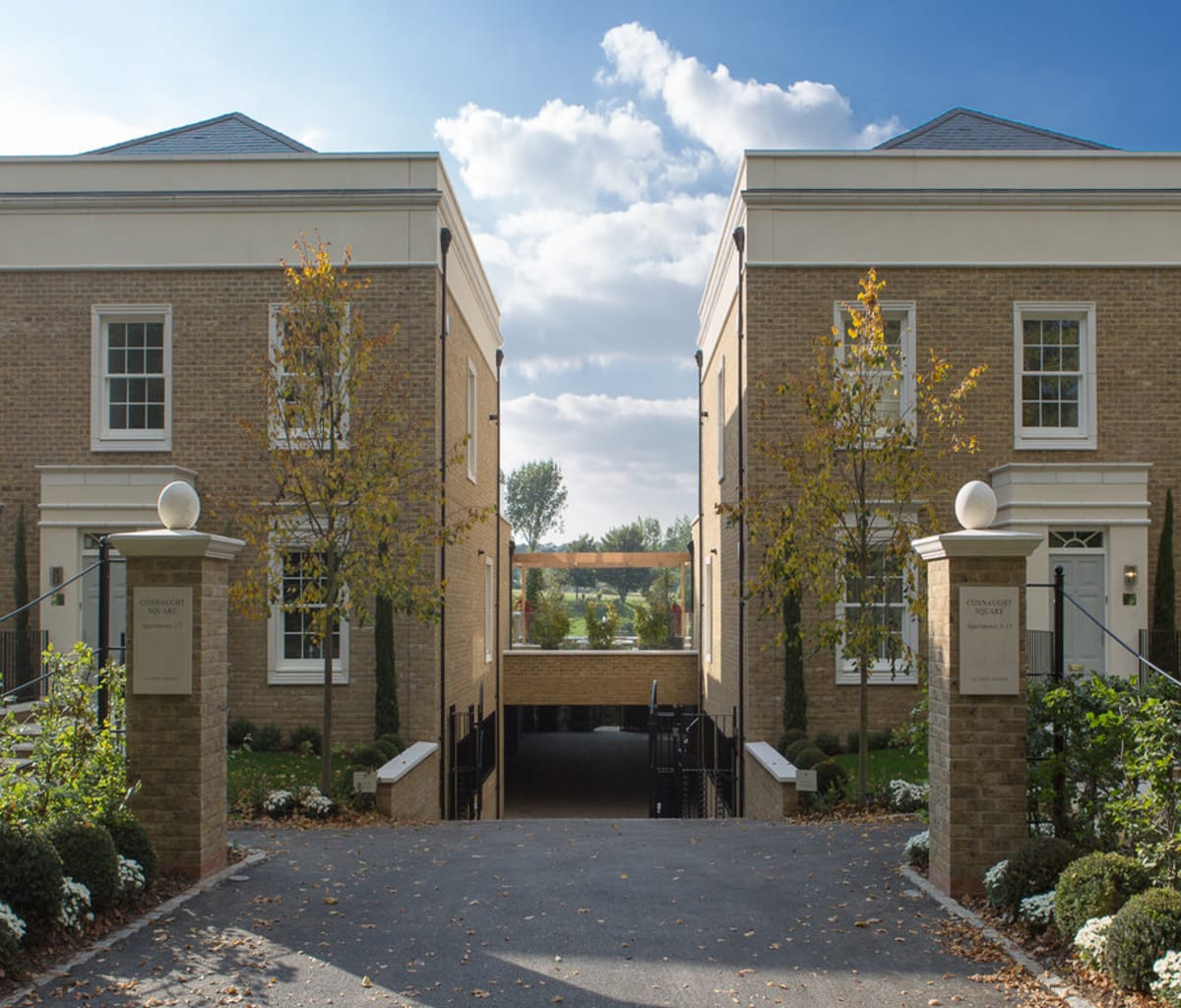 Marshalls supplied cast stone for luxury apartments