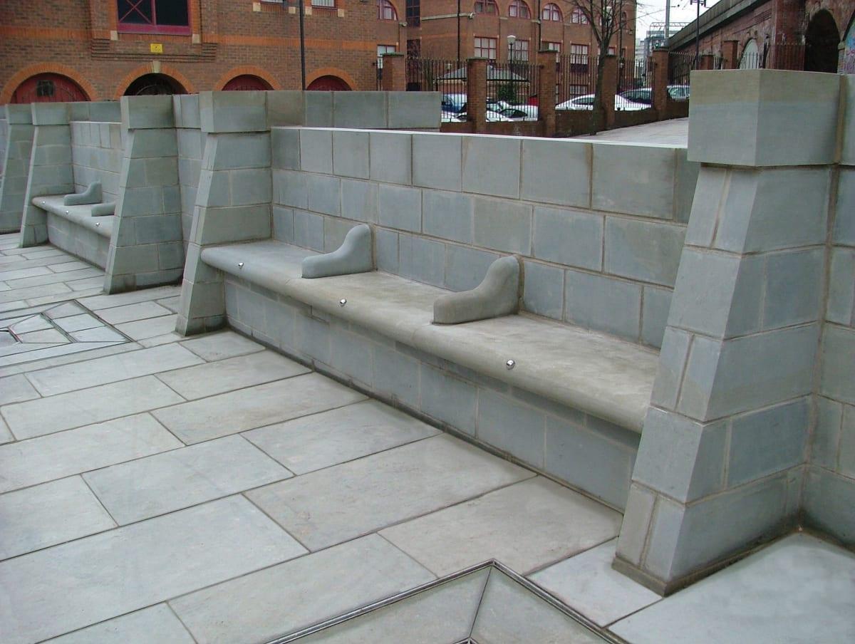 scoutmoor bespoke bench