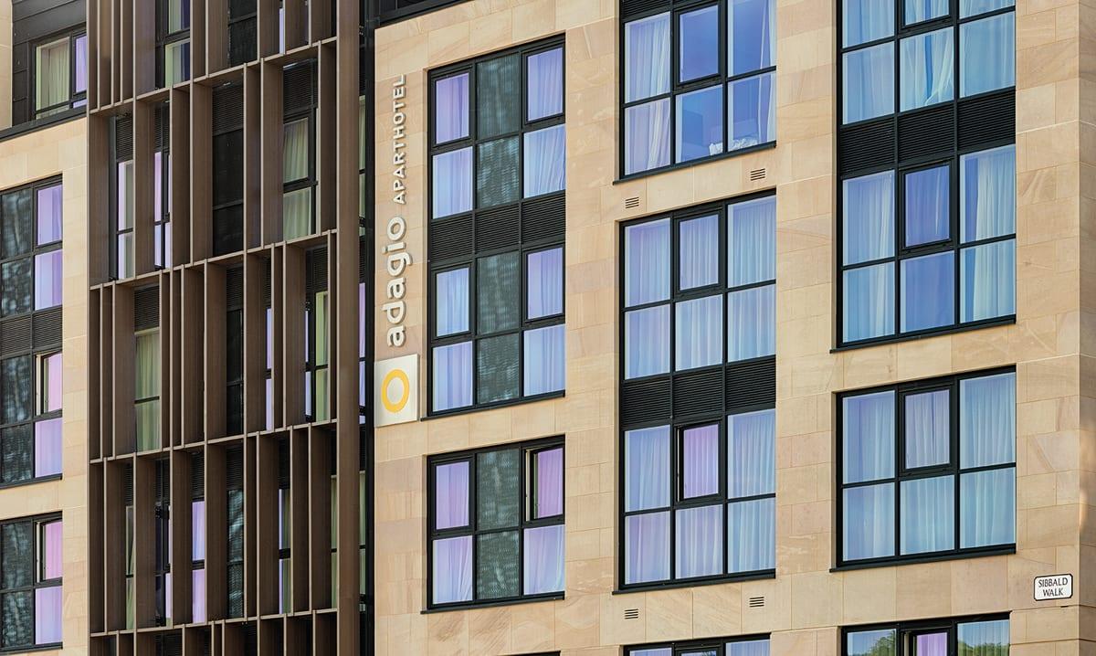 Adagio Hotel Image 3