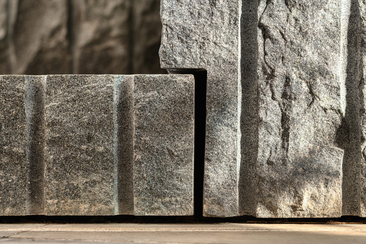 Hand finish Prospero granite