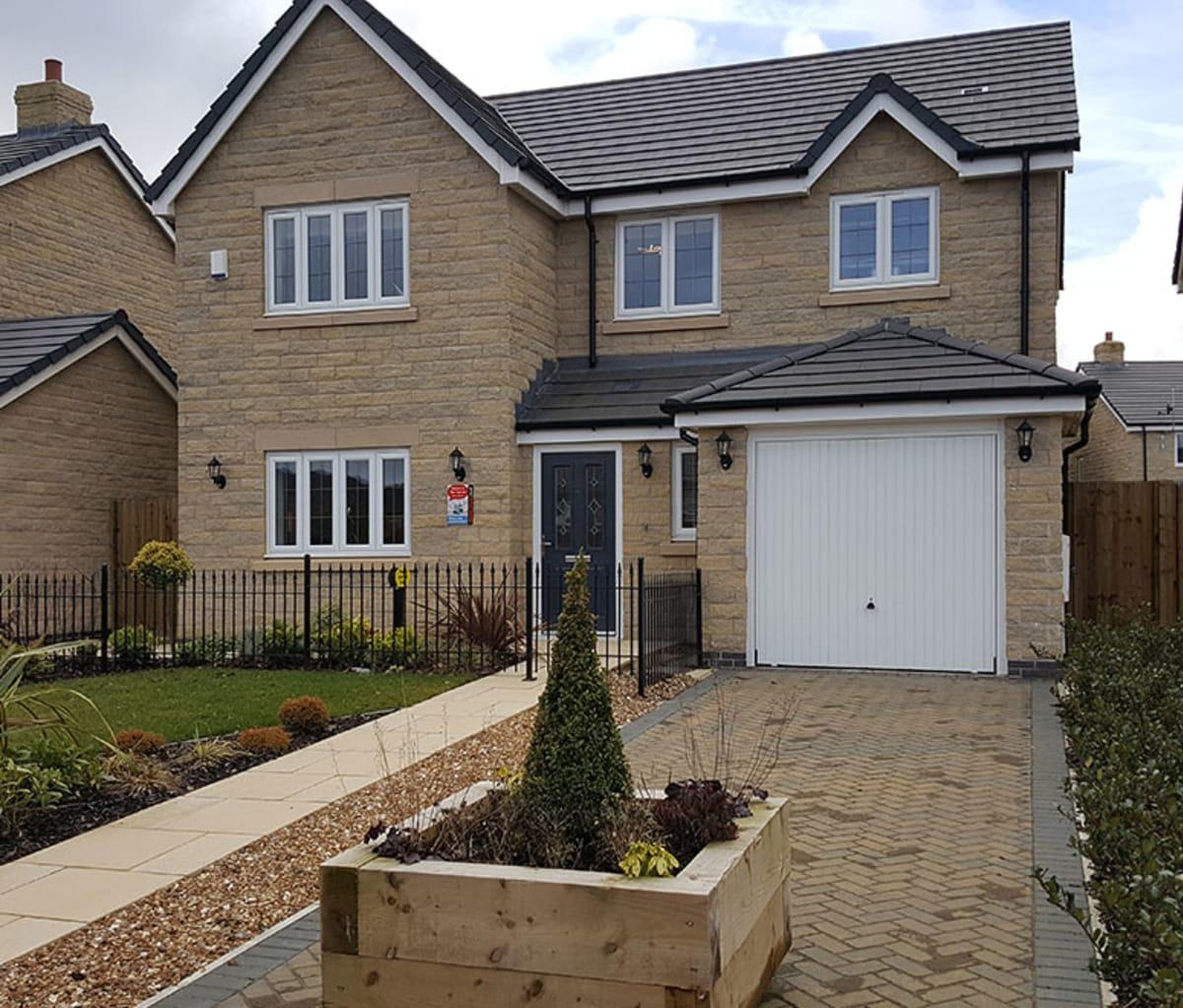 Seddon Homes' Rosebay development