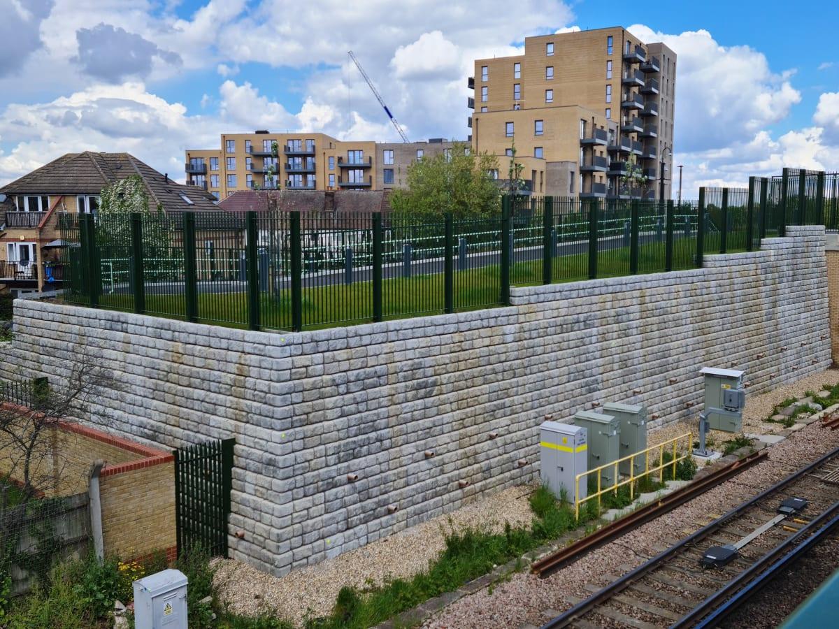 Feltham Station Improvements