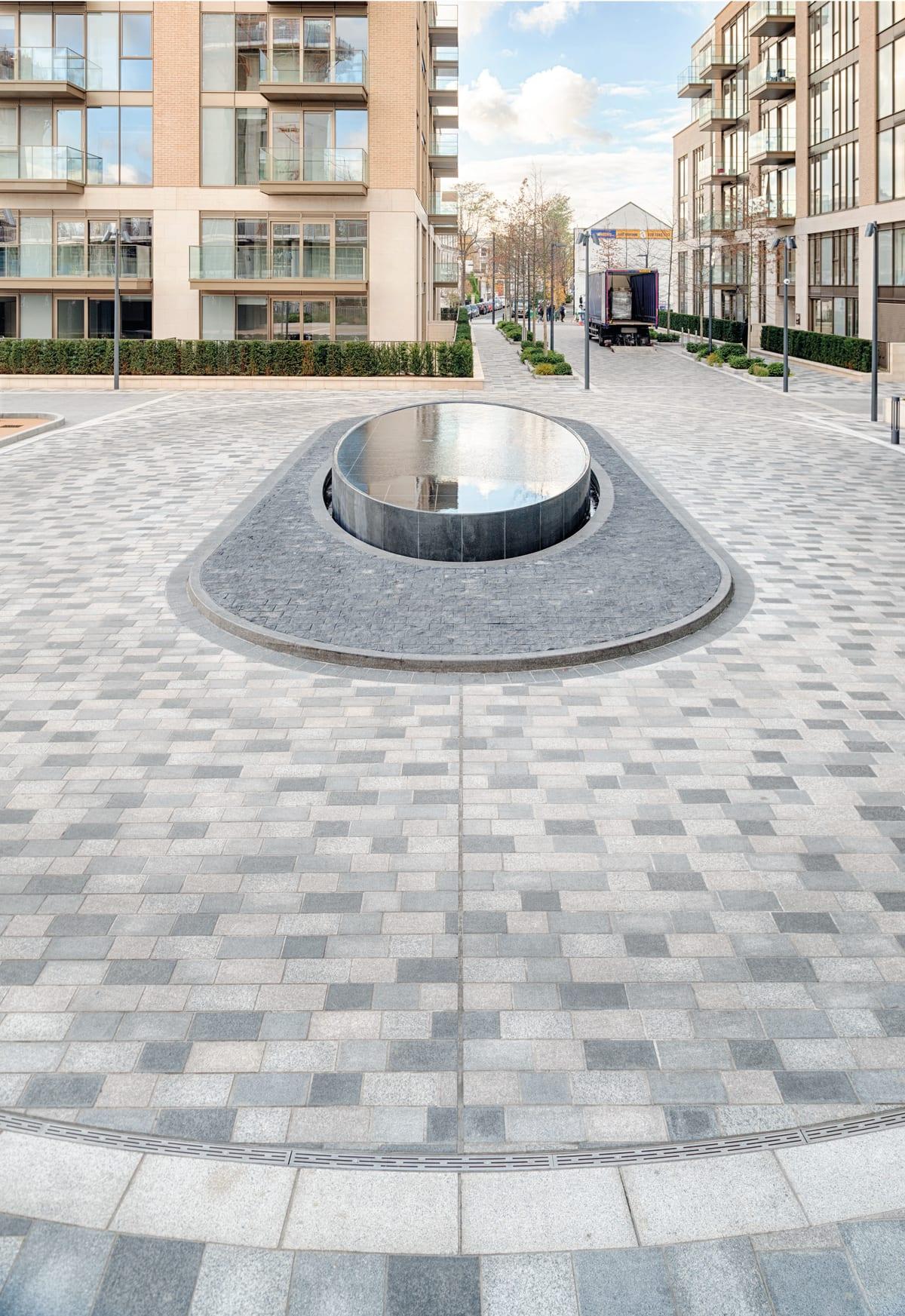 Prospero granite
