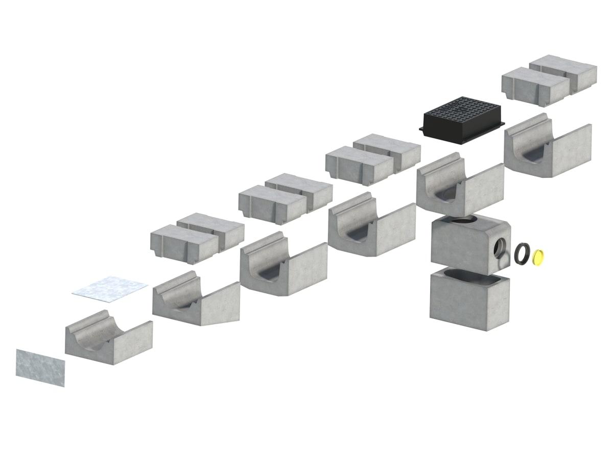 max-e channel system