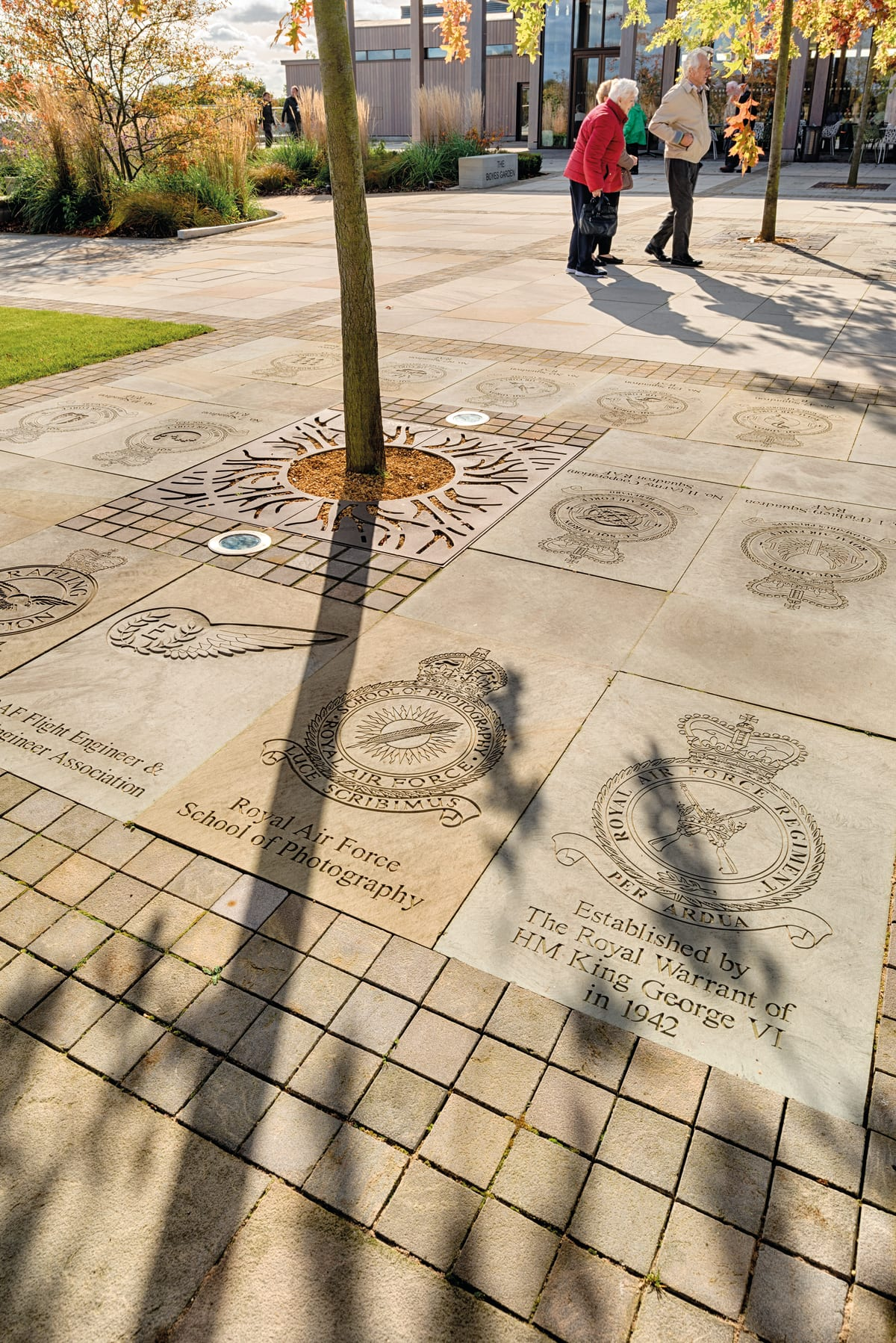 national memorial arboretum