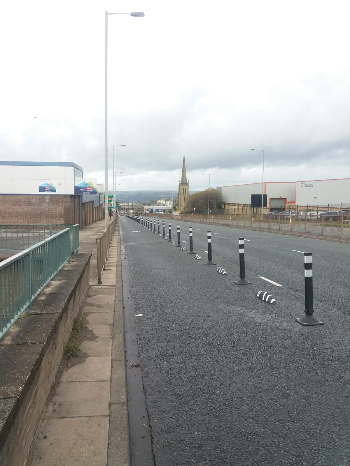 Bradford Transport Routes